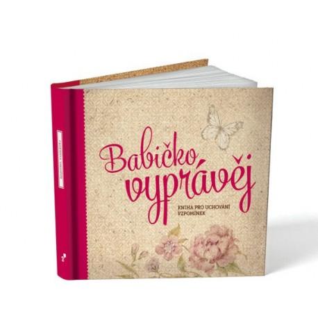 Babičko, vyprávěj - česká verze vzpomínkové knížky