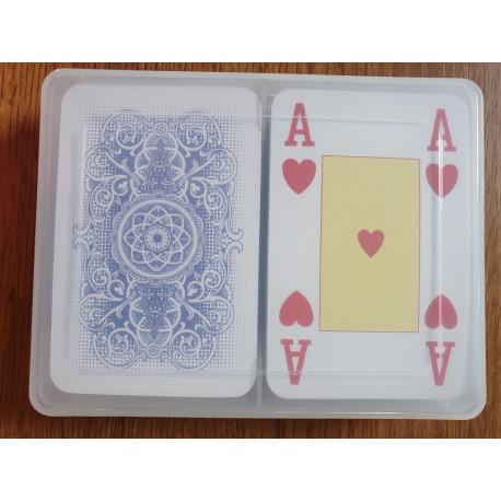 Špeciálne karty pre seniorov - kanasta