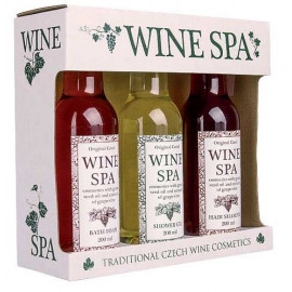 Darčekové balenie Wine Spa