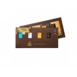 Darčeková kazeta čokolád - to najlepšie  z čokoládového sveta