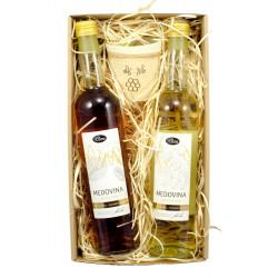 Luxusné medoviny Jin - Jang