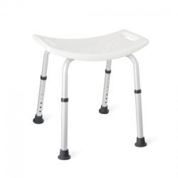 Kúpeľňová stolička - vysoko nastaviteľná