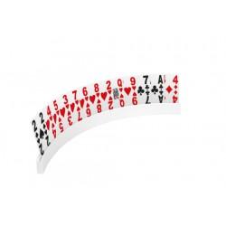 Držiak hracích kariet