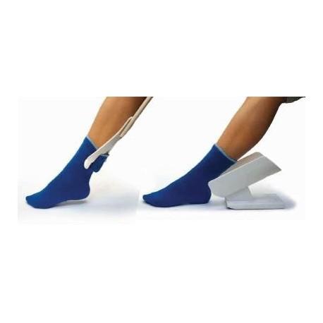 Pomocník na obliekanie a vyzliekanie ponožiek