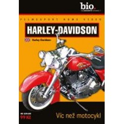 Harley-Davidson: Viac než motocykel
