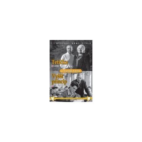 Vyšší princip + Tetička (DVD)