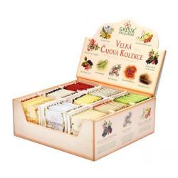 Veľká čajová kolekcia