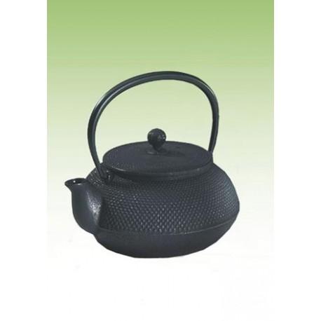 Liatinová čajová Kanvica s kovovým sitkom 600 ml