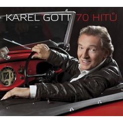 70 najväčších hitov Karla Gotta na 3 CD