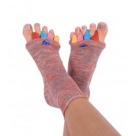 Adjustačné ponožky  - Multicolor