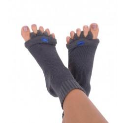 Adjustačné ponožky - Charcoal