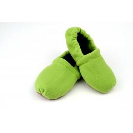 Nahrievacie voňavé papuče zelené