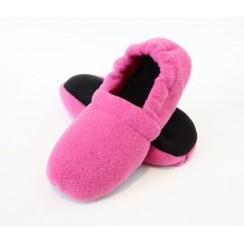 Nahrievacie voňavé papuče  ružové
