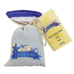 Darčekové vrecúško kúpeľovej soli