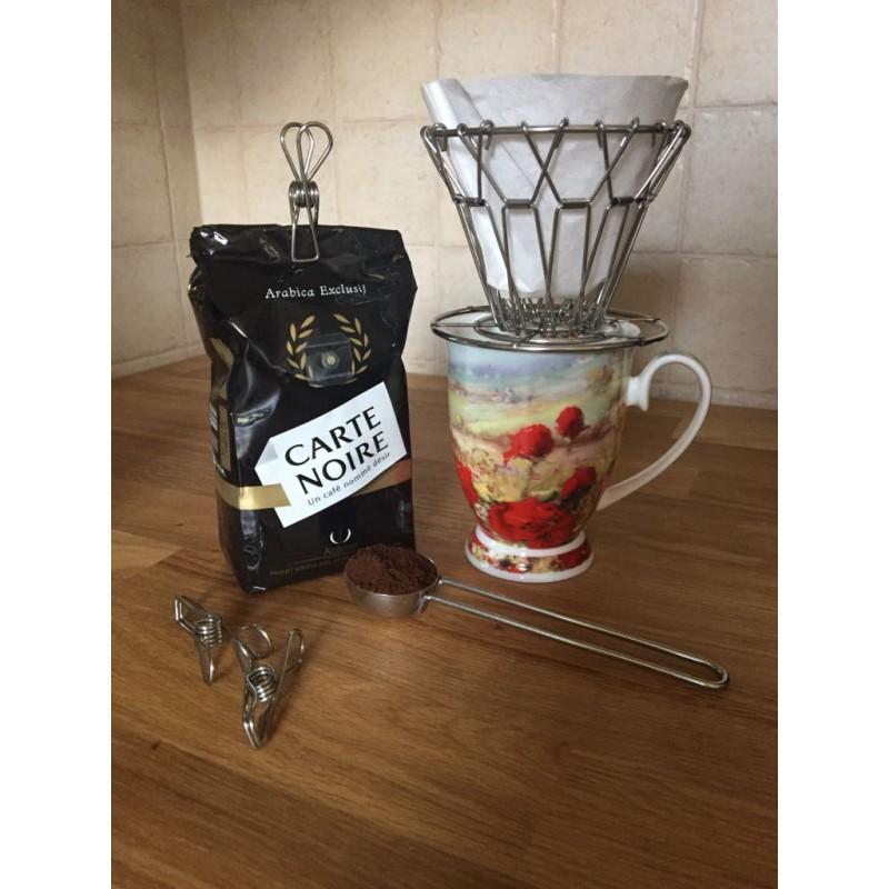 Baristom na počkanie - Sada na prípravu kávy