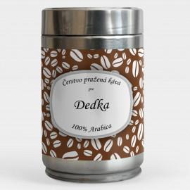 Výborná čerstvě namletá káva