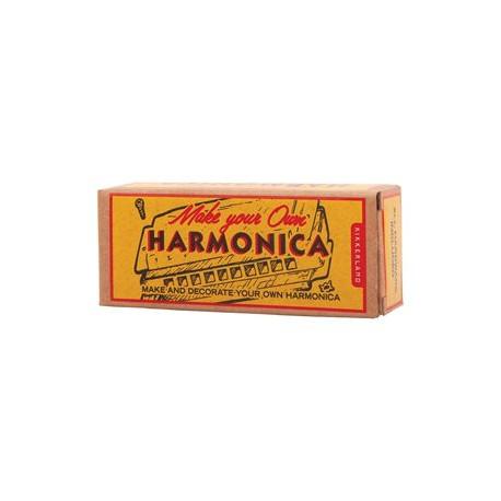 Udělej si vlastní harmoniku