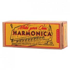 Urob si vlastnú harmoniku