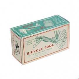Multifunkčné náradie na bicykel