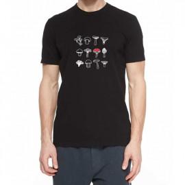 Originálne tričko pre pána hubára