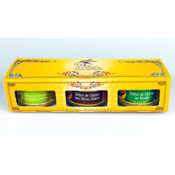 Provensálske delikatesy s olivami