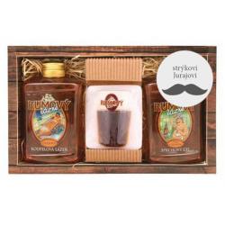 Set  rumovej  kozmetiky