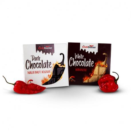 Čokoláda s chilli