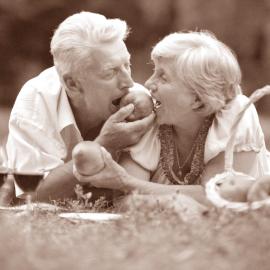 Vitamíny a kozmetika pre seniorov