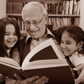 Knihy spomienok a retro darčeky pre dedkov