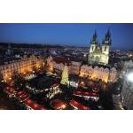 Vánoce - Praha